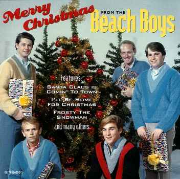 The Beach Boys Little Saint Nick